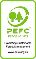 PEFC Certified