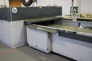 HP Digital Printer PMS Litho