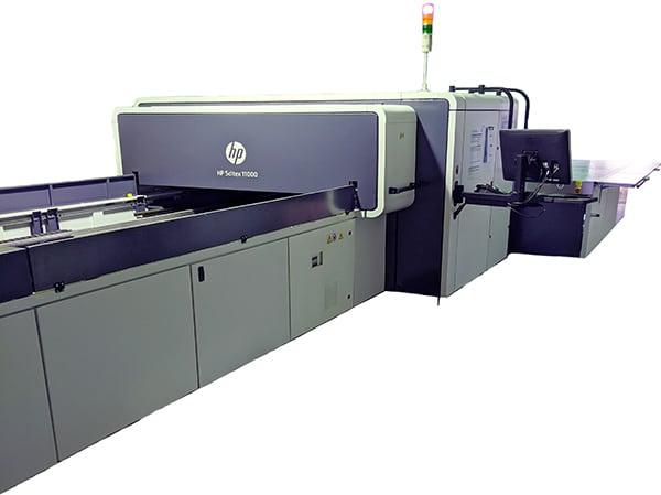 HP Scitex FB11000 Flatbed Printer